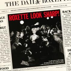 CD Original - Roxette – Look Sharp!