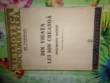 Din viata lui Ion Creanga /documente inedite an1940/193pag- Gh.Ungureanu