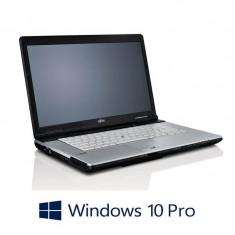 Laptop Refurbished Fujitsu LIFEBOOK S751, Intel Core i5-2520M, Win 10 Pro