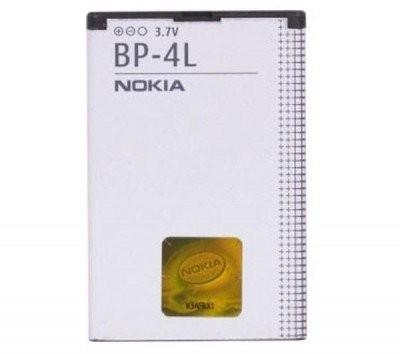 Acumulator Nokia  BP-4L  Nokia E72,6650 Fold, 6760 Slide, E6, E52, E55  Original foto