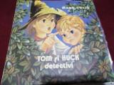 DISC VINIL MARK TWAIN - TOM SI HUCK DETECTIVI