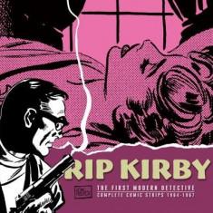 Rip Kirby Volume 8