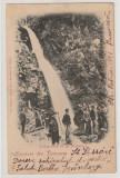 Busteni ,   Urlatoarea de la Busteni , Salutari din Romania, Circulata, Printata, Prahova