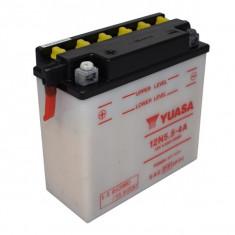 Yuasa baterie maxiscuter 12N5,5-4A 135x65x130 12V 5,5Ah 60A Yamaha