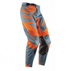 Pantaloni motocross Thor Core Orbit culoare gri/portocaliu marime 28 Cod Produs: MX_NEW 29014815PE