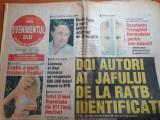 Evenimentul zilei 30 ianuarie 2001-art lucescu si hagi,j.lopez si p.daddy,exotic