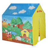 Cumpara ieftin Cort de joaca pentru copii My Farm, Knorrtoys
