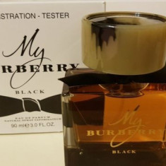 PARFUM TESTER DAMA MY BURBERRY BLACK 90ml, 90 ml