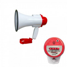 Portavoce Megafon Portabil cu Inregistrare CK786 10W