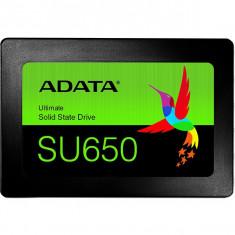 SSD Ultimate SU650 480GB SATA3, Read/Write 520/450MB/s