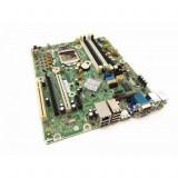 Placa de baza pentru HP 8200 SFF, Model 611834-001, Socket 1155