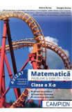 Matematica. Probleme si exercitii. Teste - Clasa 10 - Marius Burtea, Georgeta Burtea
