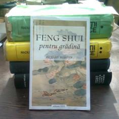Feng shui pentru gradina - Richard Webster