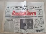 romania libera 11 ianuarie 1990-interviu silviu brucan,articole revolutie