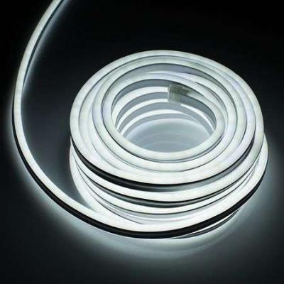 Led flexibil mini neon 5500k 7.4w 10m foto
