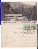 Slanic Moldova  (jud. Bacau)- Ferastrau din Valea Pufului-clasica