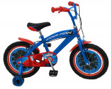 Bicicleta pentru baieti Spiderman 16 inch