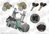 Set yale inchidere Mazda 626 (Ge), 1992-1996, cu chei, cu 2 butuci blocare usa, cu contact pornire cheie