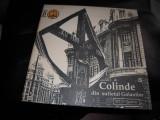 Disc vinil: Colinde din sufletul golanilor, productie IRIMAG (ELECTRECORD)