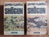 SHOGUN - James Clavell (2 volume)