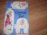 CARAMELE  CU  PIPER  -  MIRCEA  SANTIMBREANU  ( 1966, ilustrata ) *