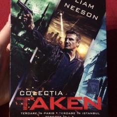 BoxSet DVD colectia Taken (cu romana) , NOU
