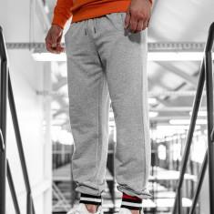 Pantaloni trening bărbați gri Bolf 145368