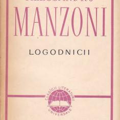 ALESSANDRO MANZONI - LOGODNICII ( CLUV )
