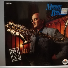 Michael Brecker – Don't Try This At Home (1988/MCA/RFG) - Vinil/Vinyl/Jazz (NM+)