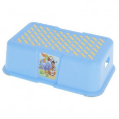 Inaltator pentru toaleta si chiuveta Tega Baby Safari 440030, Albastru