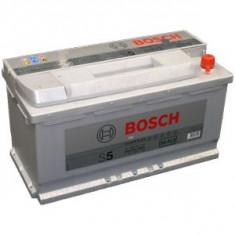 Baterie Auto Bosch S5 100Ah 830A, 100 - 120