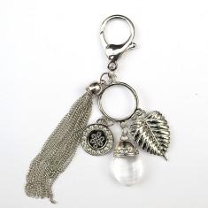 Amuleta pentru Protectie , prosperitate si noroc , cu samanta bodhi