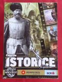 5 DVD-URI - FILME ROMANESTI DE COLECTIE - COLECTIA ISTORICE, FILMELE ADEVARUL, Romana