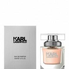 Apa de parfum Karl Lagerfeld for her, 45 ml, Pentru Femei