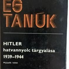 Hitler hatvannyolc targyalasa 1939-1944 Vol.2 - 1007 (carte pe limba maghiara)