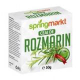 Ceai de Rozmarin 50 grame Springmarkt Cod: SPRM.00036