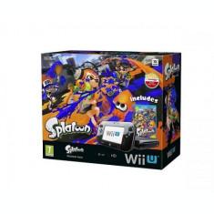 Consola Nintendo Wii U Premium + Splatoon