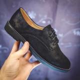 Pantofi Dolce negri casual -rl