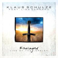Klaus Schulze Lisa Gerard Rheingold (2dvd+2cd)