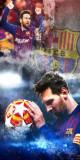 Cumpara ieftin Husa Personalizata ASUS ZenFone Live (L1) ZA550KL Messi