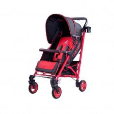 Carucior Sport pentru copii CARETERO Sonata CSCS-R, Rosu