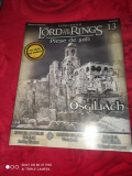 """REVISTA """"THE LORD OF THE RINGS - PIESE SAH - ULTIMA BATALIE"""" NR. 13"""