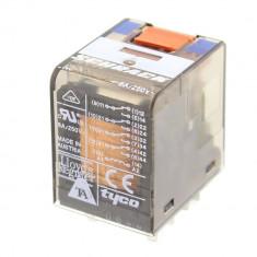 Releu electromagnetic PT570512, 12V AC, TE Connectivity - 004217