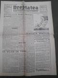 Ziarul Dreptatea 13 februarie 1947