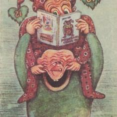 * * * - PERPETUUM COMIC '86, ed. Revista Urzica, Bucuresti, 1986, Alta editura