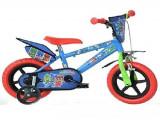 Bicicleta copii 12'' EROII IN PIJAMA de la DINO BIKES