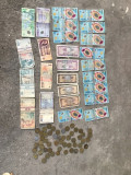 Bancnote si monede de colectie, Europa