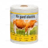 Fir gard electric - 400m - 65kg - 4,8Ω/m, AgroElectro
