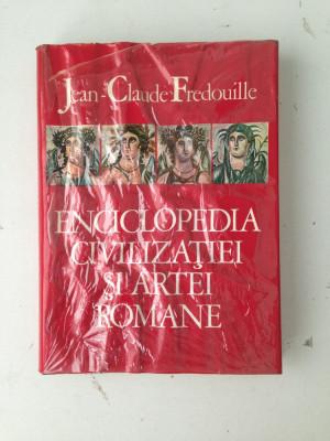 Enciclopedia civilizatiei si artei romane/Jean Claude Fredouille/limba romana foto