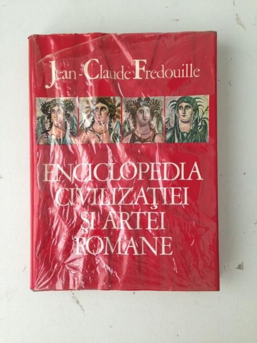 Enciclopedia civilizatiei si artei romane/Jean Claude Fredouille/limba romana